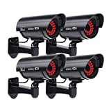Masione Outdoor Dummy Security Cameras