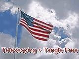 WindStrong Heavy Duty Flag Pole
