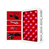 KissMeEssentials Red Light Therapy Lamp