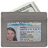 Blocking Leather Wallet