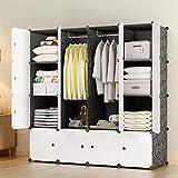 Kousi Portable Wardrobe Closet Organizer