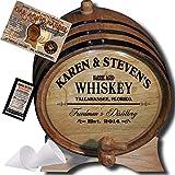 American Oak Whiskey Aging Barrel