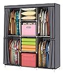 Youud Portable Wardrobe Storage Closet