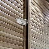 3M Adhesive Sliding Door Lock for Child Safety