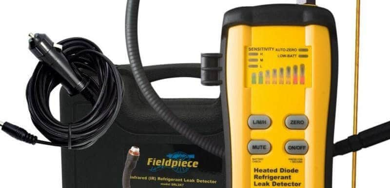 Best HVAC Refrigerant Leak Detectors 2019- Reviews And Buyer's Guide