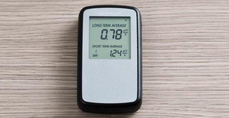 Best Radon Detector