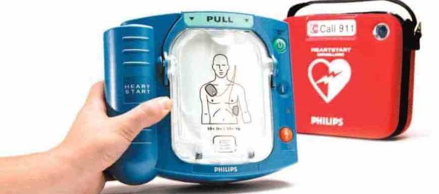Best Automated External Defibrillator