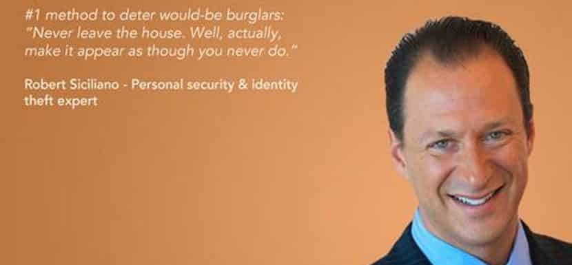 Guest Blog by Robert Siciliano, Personal and Home Security Specialist