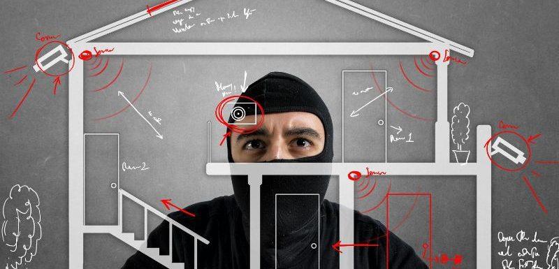 Why Do Burglars Ring The Doorbell?