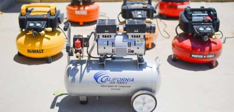 Best Air Compressor For Home Garage 2019 – Reviews And Buyer's Guide