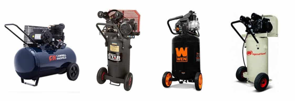 Best Industrial Air Compressor 2019- Reviews And Buyer's Guide