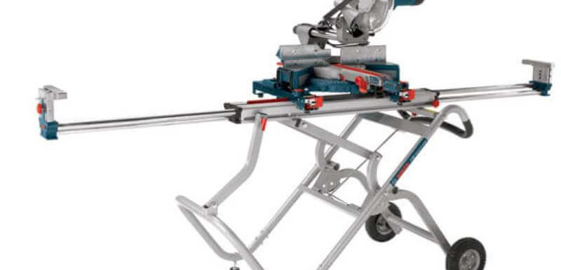 Best Miter Saw Stands 2019- Reviews And Buyer's Guide
