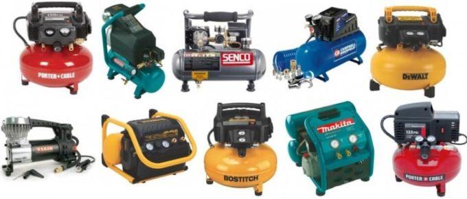 Best Portable Air Compressors