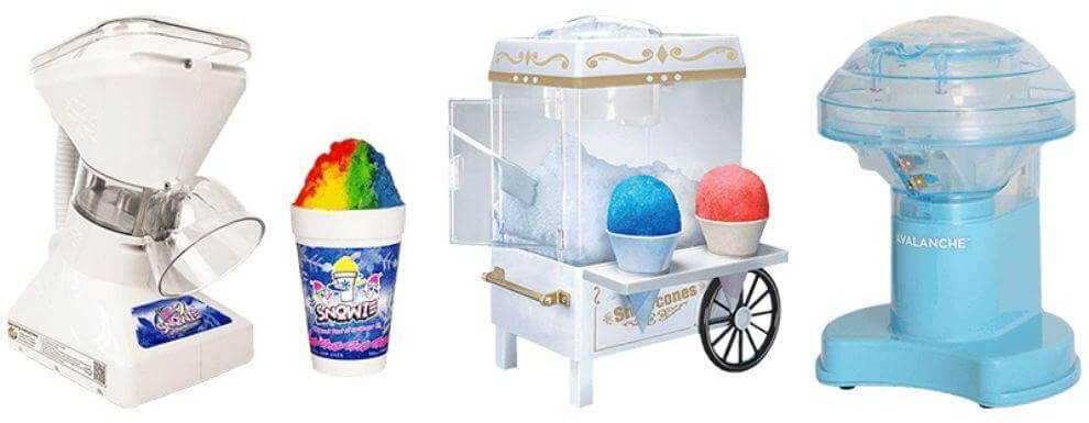 Best Snow Cone Machines 2019- Reviews And Buyer's Guide