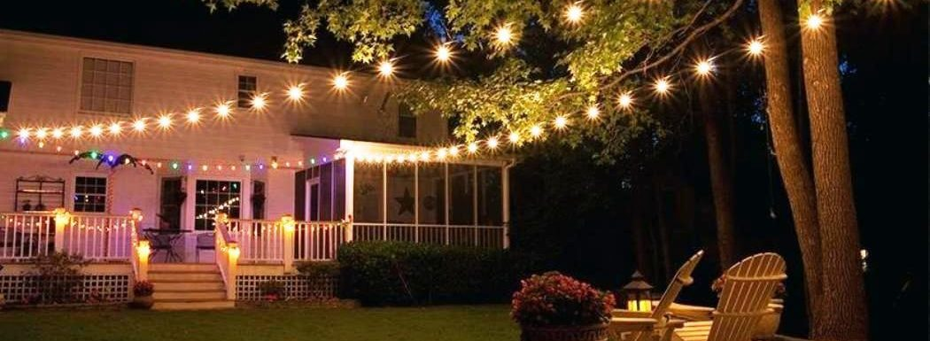 Best Outdoor String Lights For Patio 2019- Reviews And Buyer's Guide