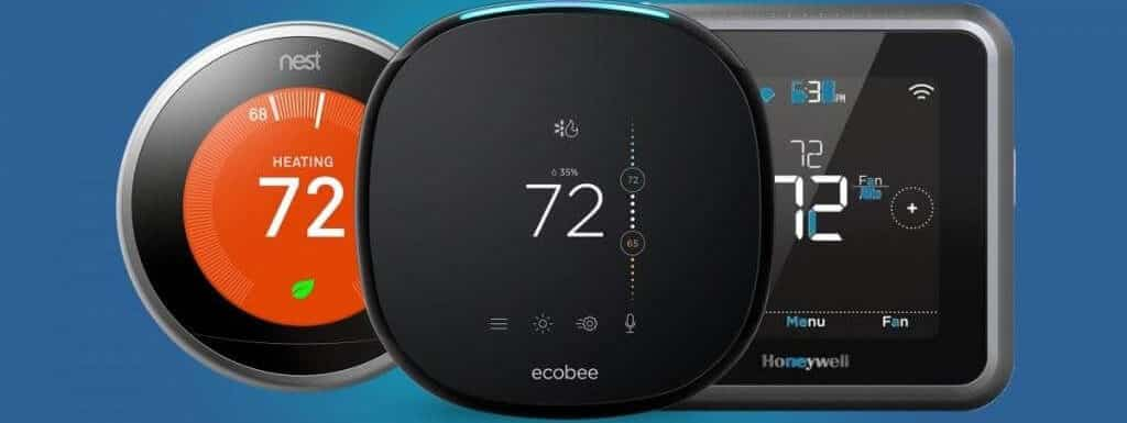 Best Thermostat For Airbnb 2019- Reviews And Buyer's Guide