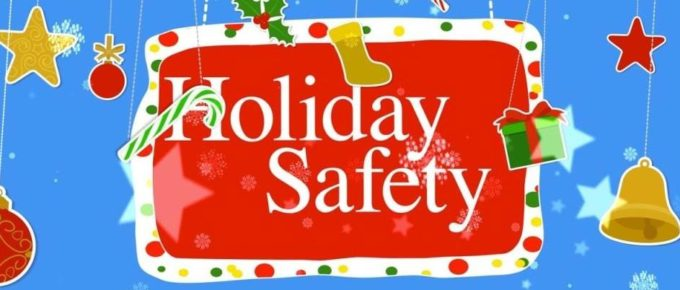 Holiday Safety Tips