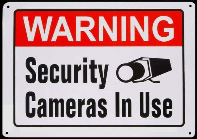 Risks Of Fake Security Signs
