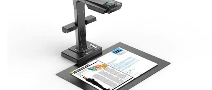 Best Book Scanner