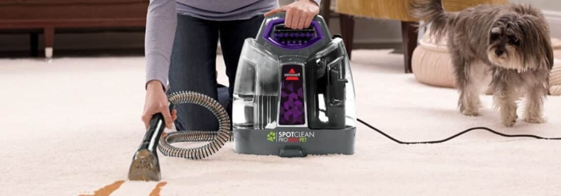 Best Portable Carpet Cleaner 2019- Reviews And Buyer's Guide