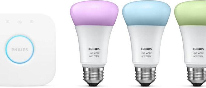 Philips Hue Bloom Vs. Iris