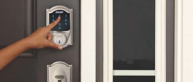Schlage Connect Vs August Smart Lock Pro