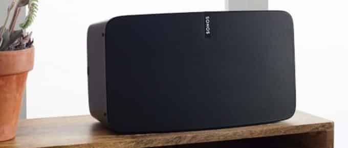 Sonos Play 3 Vs. Bose Sound Touch 20