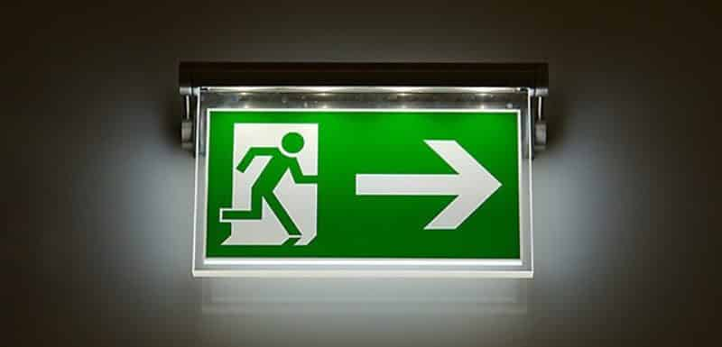 Best Lighted Exit Signs