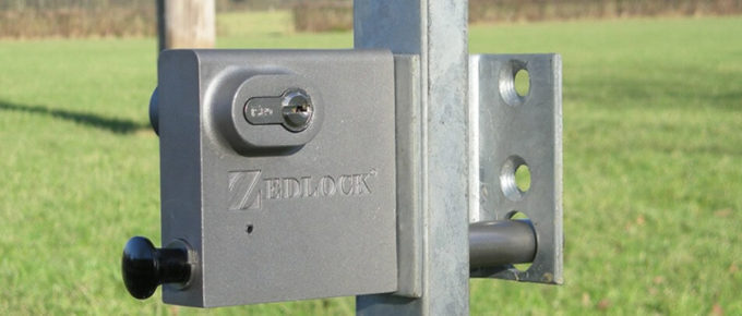 Best Gate Lock