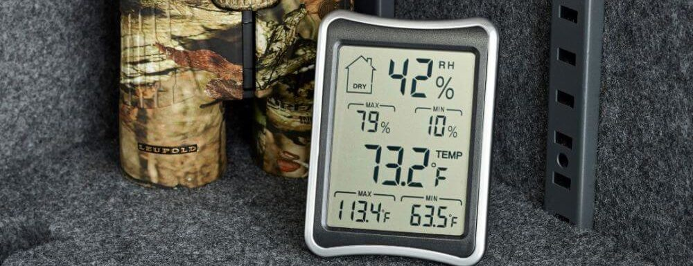 Best Hygrometer For Gun Safe